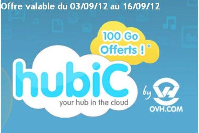 OVH s'associe � Intel pour offrir 100 Go sur hubiC pendant un an