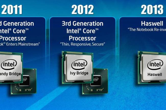 IDF 2012 : Intel mise sur la mobilité dans un marché du PC fragmenté