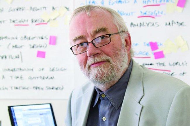 Bill Moggridge, père du design du PC portable