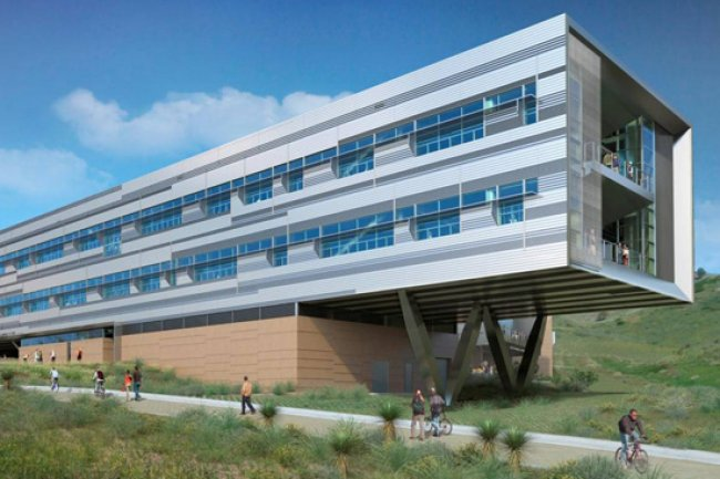 Lieu d'installation du supercalculateur au NREL