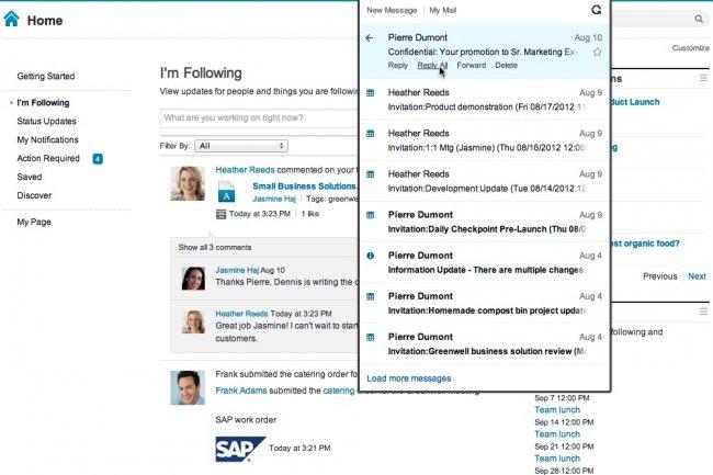 IBM met à jour son réseau social Connections
