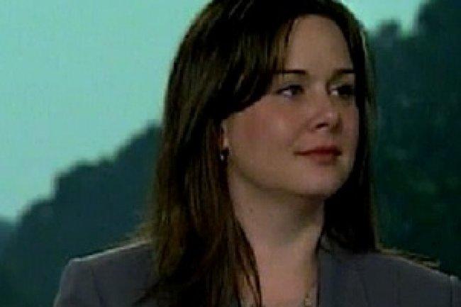 Michelle Richardson, conseillère législative de l'UCLA (D.R)