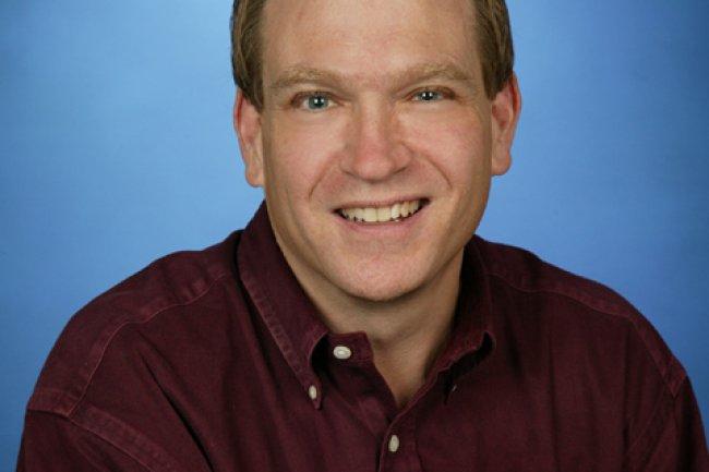 Bob Muglia, vice-président de la division Software Solution de Juniper