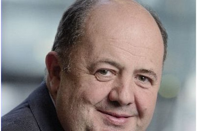 Richard Viel, directeur général délégué de Bouygues Telecom Entreprises.