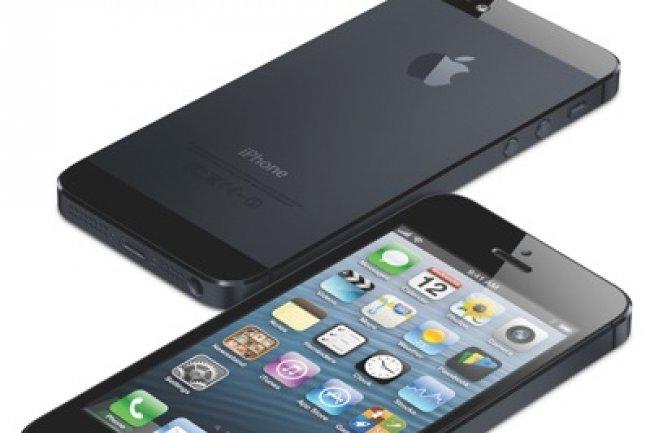 L'iPhone 5 est officiellement commercialisé le vendredi 21 septembre.