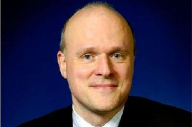 Claude Molly-Mitton, pr�sident du club des Utilisateurs de SAP Francophones