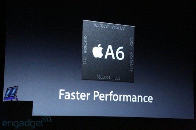 La puce A6, une étape importante dans la stratégie d'Apple