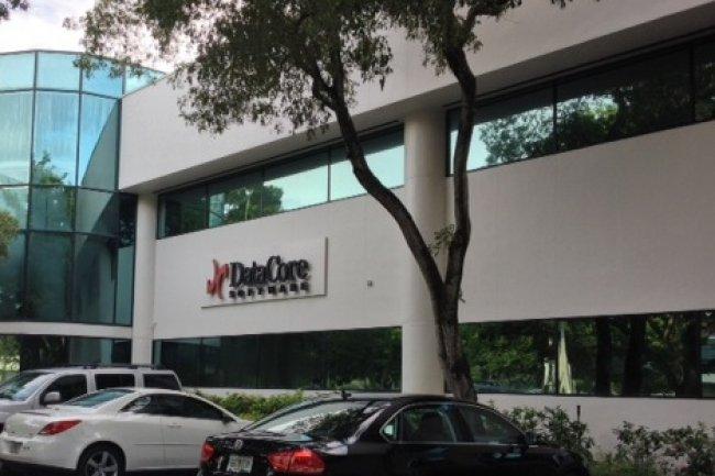Le siège de Datacore à Fort Lauderdale en Floride