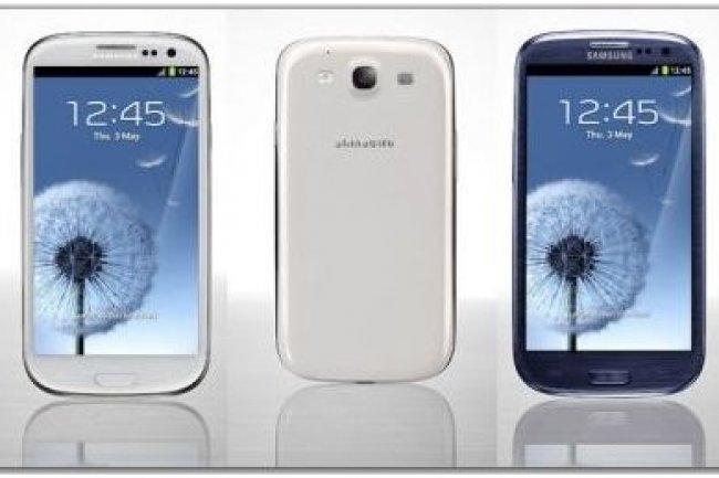 Le Galaxy S3 fait partie des smartphones Samsung touchés par une faille importante qui vient d'être découverte. (crédit : D.R.)
