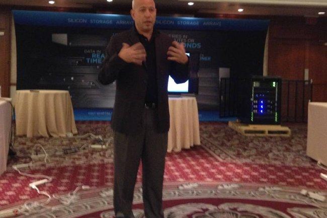 Dan Crain, CEO de Whiptail