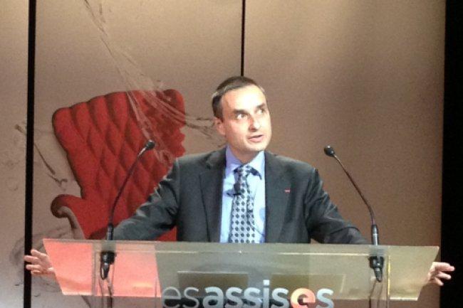 Patrick Pailloux, Directeur Général de l'ANSSI
