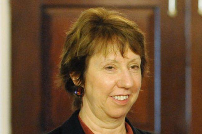 Catherine Ashton, haute représentante de l'Union Européenne pour les affaires étrangères et la politique de sécurité, crédit photo D.R.