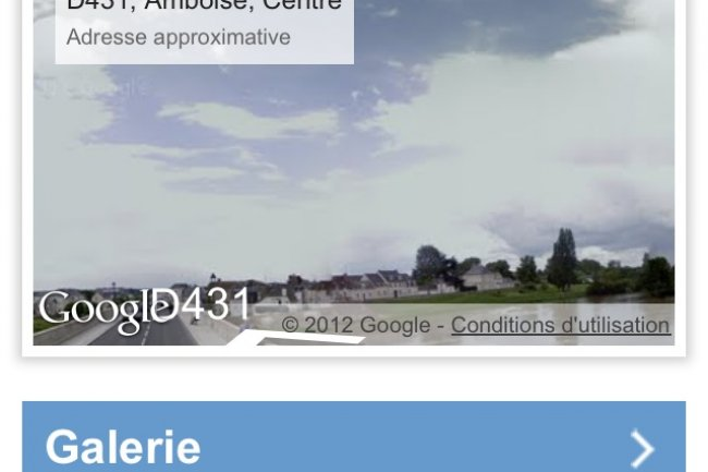 Google Street View fait son retour sous iOS 6