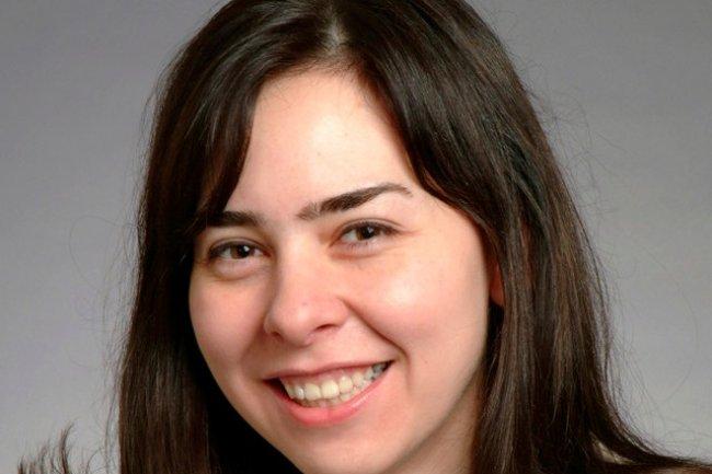 Dina Katabi, directeur adjoint du Wireless@MIT