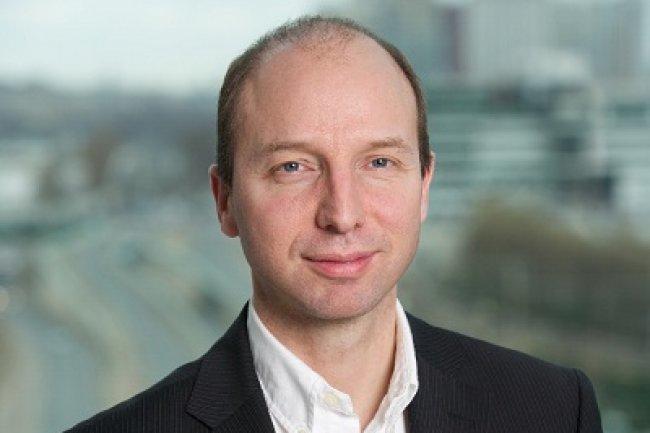 Gwenaël Fourré, directeur marketing PME  et partenaires chez Microsoft France. Crédit : Microsoft .