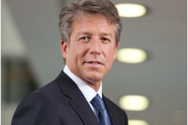 Bill McDermott, co-CEO de SAP / Cr�dit : D.R.