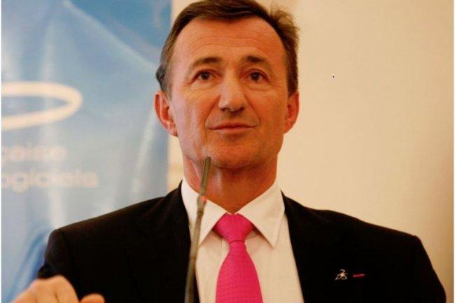 Bernard Charlès, PDG de Dassault Systèmes. (crédit photo : Stéphane Lagoutte)