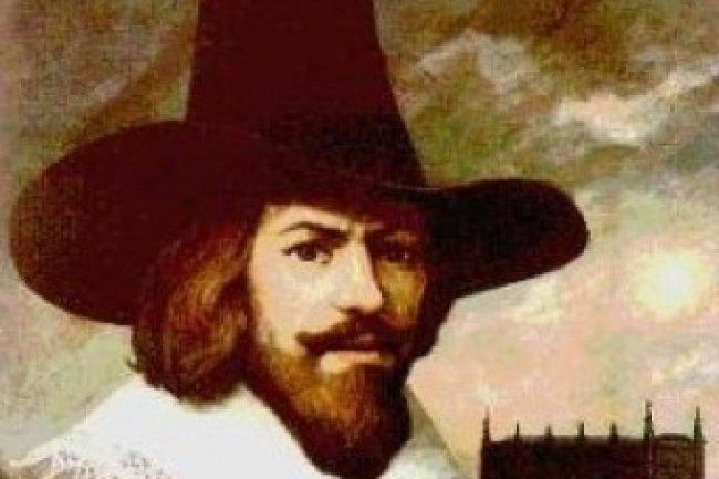 A l'origine de la conspiration des poudres, Guy Fawkes est devenu le symbole des Anonymous après la sortie de la BD V for Vendetta, credit D.R.