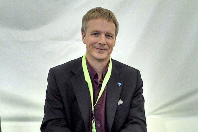 Jay Kidd, CTO de NetApp, a Dublin pour les 20 ans de la société.