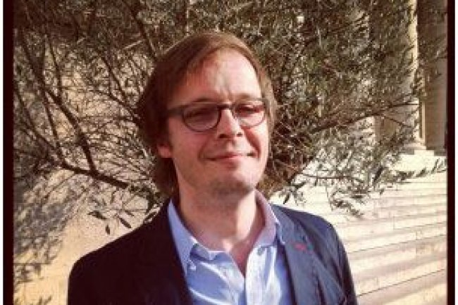 Cyrille Vincey, CEO de la start-up Qunb. (cr�dit photo Qunb)