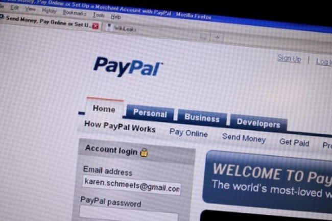 Les attaques des Anonymous ont coûté 4,3 millions d'euros à PayPal