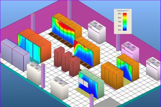 Nec présente un datacenter modulaire refroidi par convection