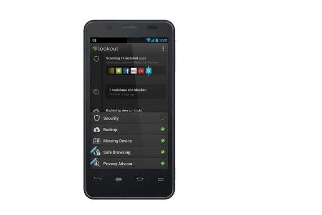 Orange mettra en standard l'application de Lookout sur les terminaux Android de ses clients en 2013.