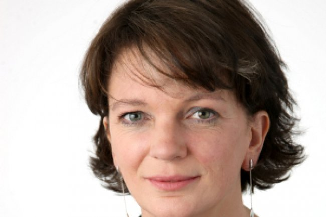 Sophie Vandriessche, directrice commerciale grands comptes EMEA chez Citrix Online Cr�dit Photo: D.R