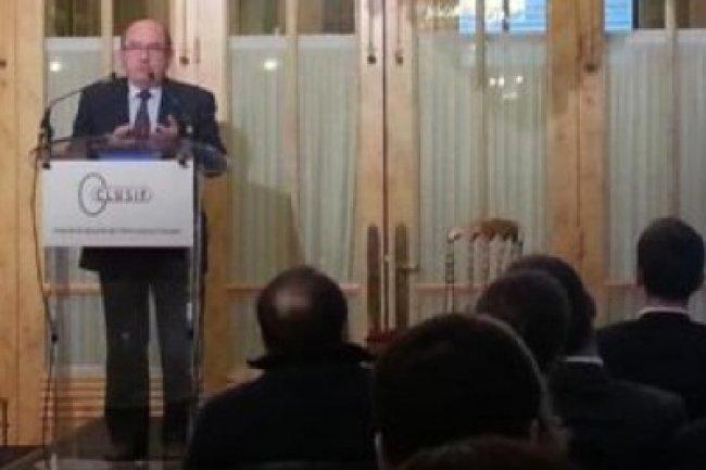 Jean-Philippe Jouas, membre du Clusif (Club de la Sécurité des Systèmes d'Information Français)