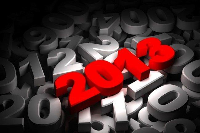 Très bonne et heureuse année 2013