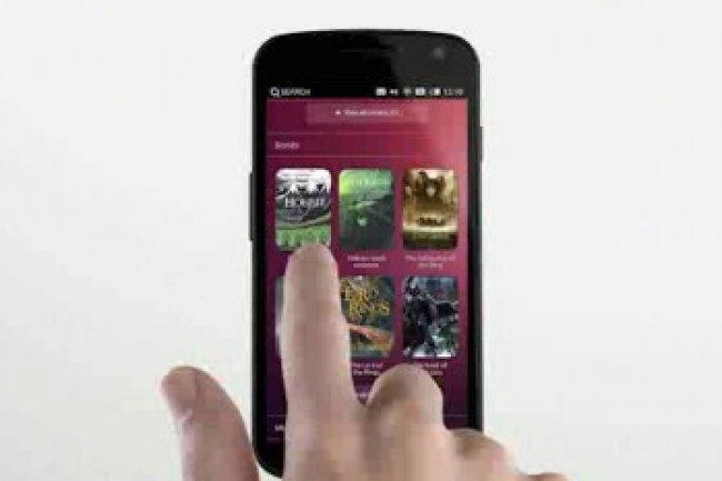 CES 2013 : Canonical lance son Ubuntu pour smartphones