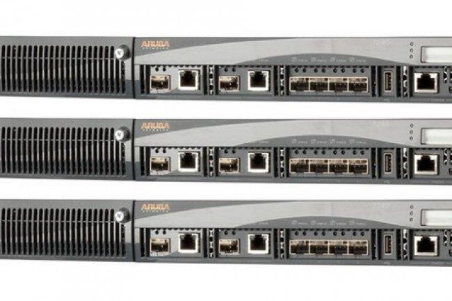 Contrôleur WiFi 7240 d'Aruba Networks