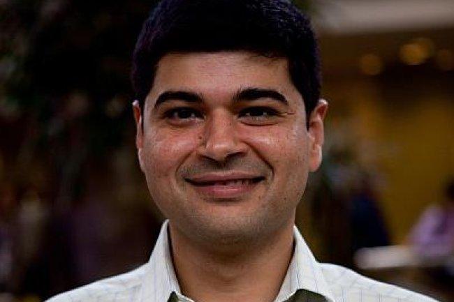 Ashesh Badani, directeur général de la division cloud de Red Hat