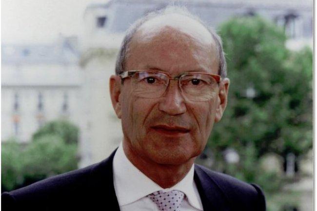 Pierre Pasquier, président de Sopra Group. (crédit : D.R.)