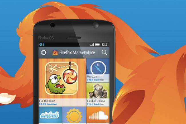 Firefox OS Crédit Photo: D.R