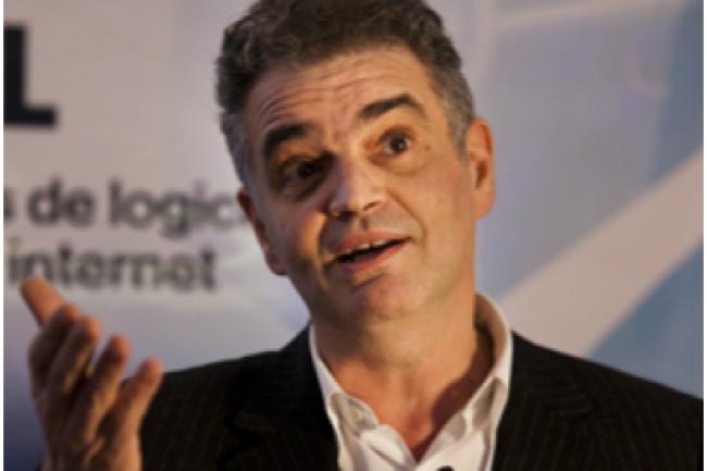 Jamal Labed, pr�sident de l'Afdel, association fran�aise des �diteurs de logiciels et solutions Internet. (cr�dit : D.R.)