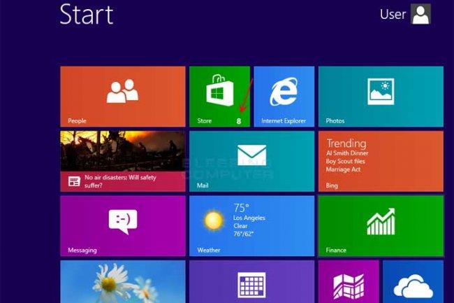 Microsoft va déployer des correctifs pour Windows Store