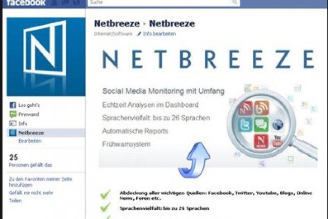 Convergence 2013 : Microsoft rach�te NetBreeze, pour scruter les r�seaux sociaux