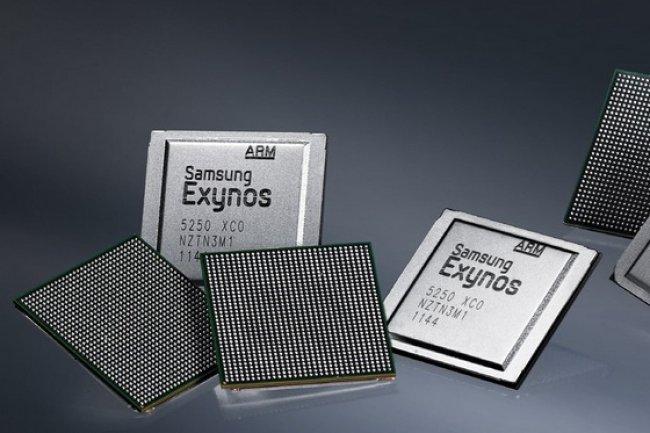 La puce Exynos 5 Octa de Samsung, qui équipe certains Galaxy S4, serait beaucoup trop gourmande en énergie pour un smartphone.