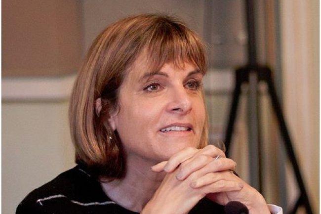 Anne Lauvergeon vient d'�tre nomm�e pr�sidente de la commission � Innovation 2030 � par Jean-Marc Ayrault. (cr�dit : Wikimedia Commons/3 fev 2012/tangi bertin)