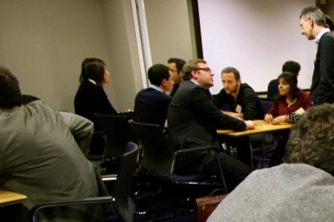 SeedNetworking organise des rencontres entre développeurs, graphistes, porteurs de projets et investisseurs. (crédit : D.R.)