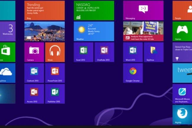 Windows Blue : Microsoft renoncerait à imposer son interface Modern UI
