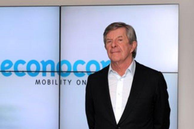 Jean Louis Bouchard, fondateur d'Econocom Cr�dit Photo: D.R