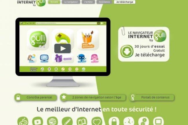 le navigateur internet by gulli