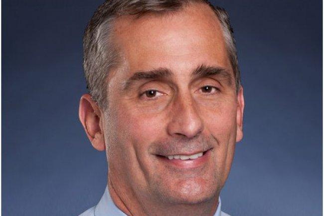 C'est Brian Krzanich, l'actuel COO d'Intel, qui reprendra le poste de CEO de Paul Otellini. (crédit : D.R.)