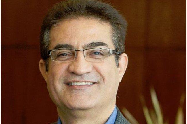 Saeid Moshkelani, vice président corporate et directeur général d'AMD pour l'activité de puces personnalisées. (crédit : D.R.)