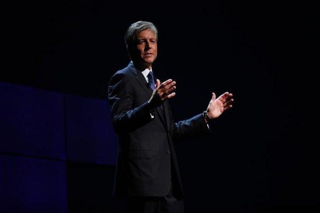Bill McDermott co-CEO de SAP lors de la manifestation SapphireNow
