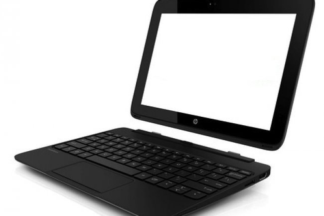 HP surprend avec le SlateBook, un PC/tablette Android