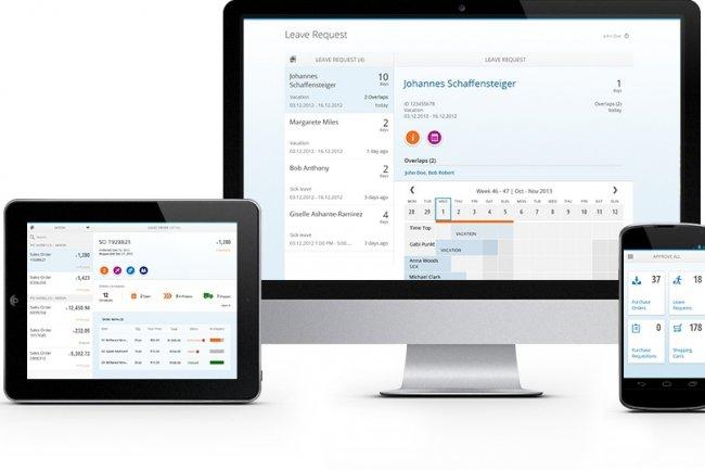 SapphireNow 2013 : SAP dévoile Fiori, une suite d'apps plus intuitives