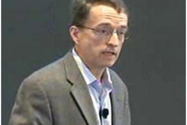 L'infrastructure de cloud hybride de VMware accueillera volontiers les partenaires, a précisé Pat Gelsinger, CEO de la société. (crédit : D.R.)